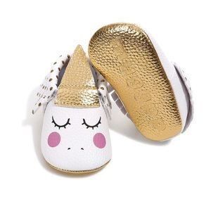 Other - 🦄 Baby Girls (6-12M) Unicorn Shoes 🦄